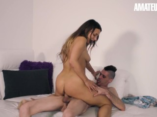 LasFolladoras - Taylor Sands Big Tits Dutch Slut Has Hot Sex With Lucky Stranger - AMATEUREURO