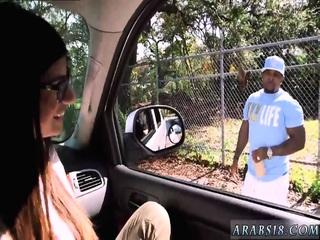 Arab milf anal Mia Khalifa Tries A Big Black Dick