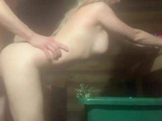 Bitch houdt van anaal