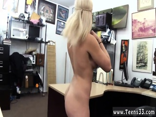 Petite teen ass Stripper wants an upgrade!