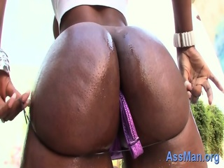 Lovely minx Nyomi Banxxx with huge natural tits is rammed