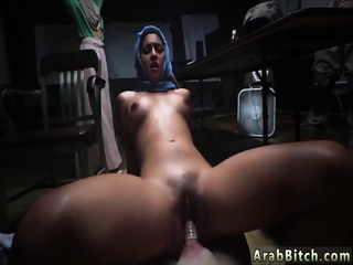 Arab spy Sneaking in the Base!