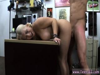 Teen massage spy and blonde bathroom Stripper wants an upgrade!