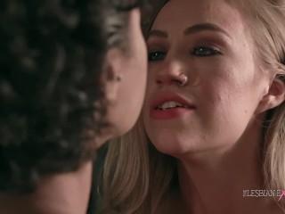 The Lesbian Experience - Skin Diamond Must Obey Mistress Lyra Law